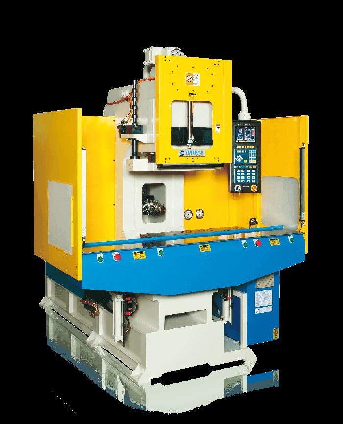 Vertical Clamping Horizontal Injection Molding Machine Tie-barless Series