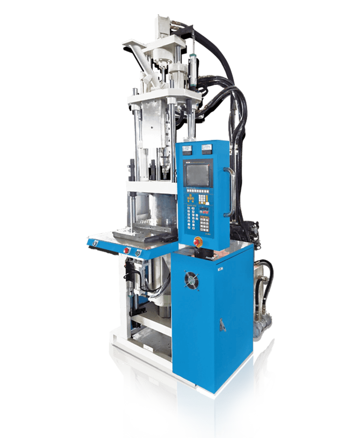 Vertical Clamping Vertical Injection Series
